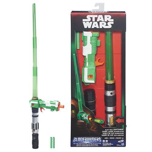 Star Wars Rogue One Bladebuilders Blast Tech Lightsaber – Free Shipping