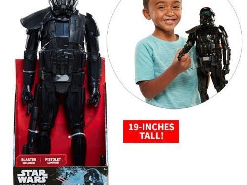 Star Wars Rogue One Death Trooper 19-Inch Action Figure – Free Shipping