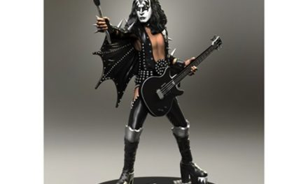 KISS Alive Gene Simmons Rock Iconz Statue – Free Shipping