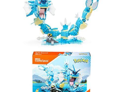 Mega Construx Pokemon Gyarados Playset