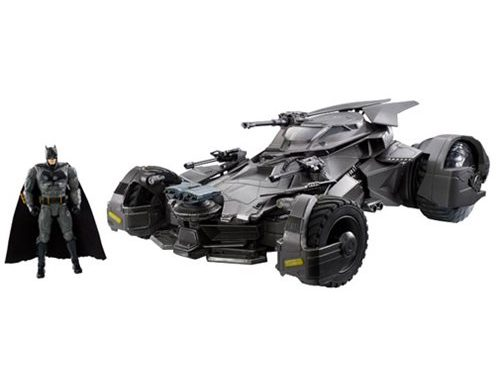 Justice League Movie Ultimate Batmobile RC Vehicle – Free Shipping