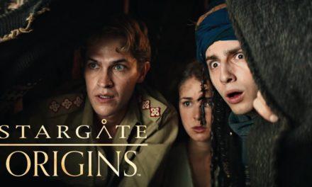 STARGATE ORIGINS TEASER TRAILER