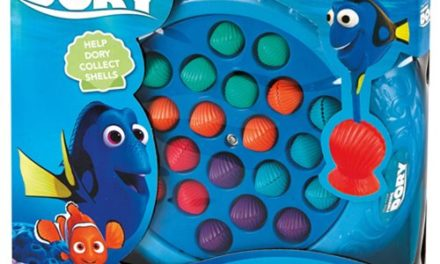 Finding Dory Fishing Game