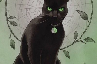 Black Magick #9 (Cover A – Scott)