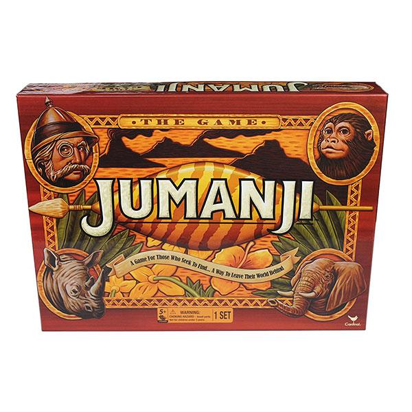 Jumanji Board Game