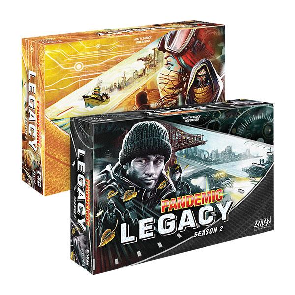 Pandemic Legacy: Season 2
