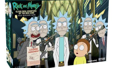 Rick and Morty Close Rick-Counters of the Rick-Kind