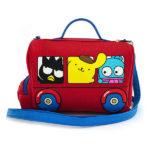 Hello Kitty Bus Crossbody Purse