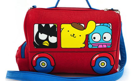 Hello Kitty Bus Crossbody Purse