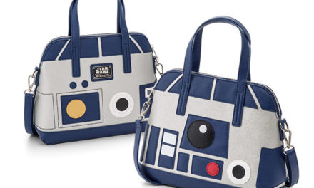 Star Wars R2-D2 Faux Leather Convertible Purse