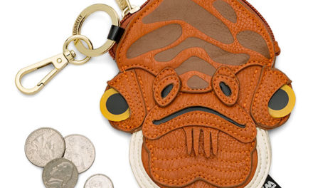 Star Wars Admiral Ackbar Coin Bag