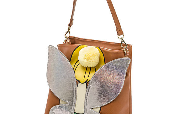 Peter Pan Tinkerbell Convertible Backpack