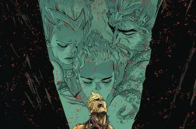 Aquaman Annual #1