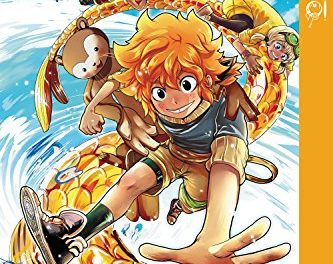 Goldfisch volume 1 manga (English)