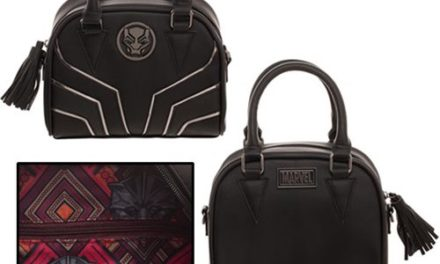 Black Panther Movie Satchel Handbag