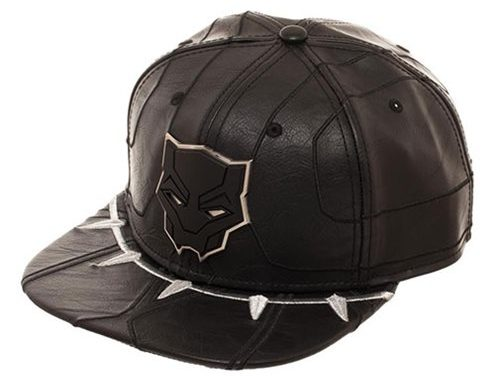 Black Panther Suit Up Snapback Hat
