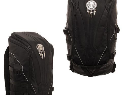 Black Panther Laptop Backpack – Free Shipping