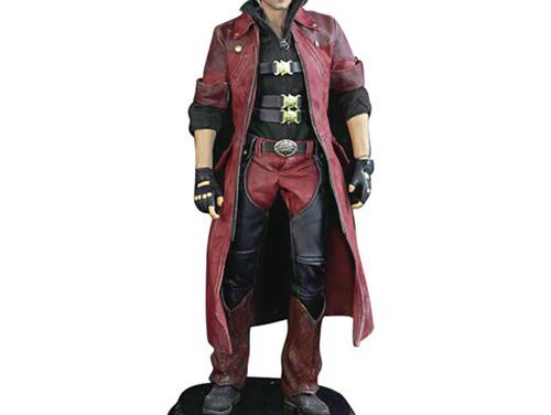 Devil May Cry IV Dante 1:6 Scale Action Figure – Free Shipping