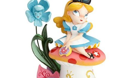 Disney The World of Miss Mindy Alice in Wonderland Alice Statue