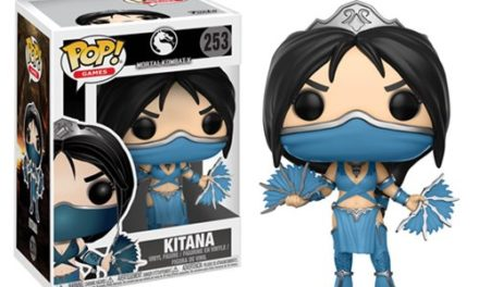 Mortal Kombat Kitana Pop! Vinyl Figure #253