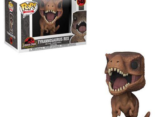 Jurassic Park Tyrannosaurus Pop! Vinyl Figure