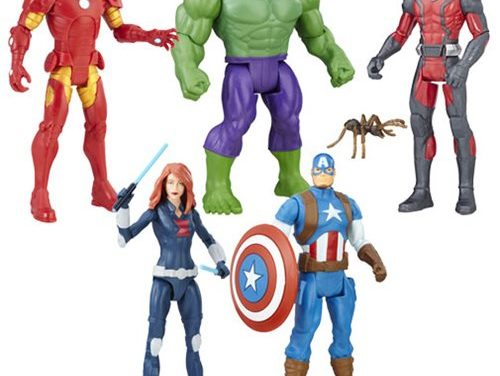 Avengers 6-Inch Action Figures Wave 3 Case