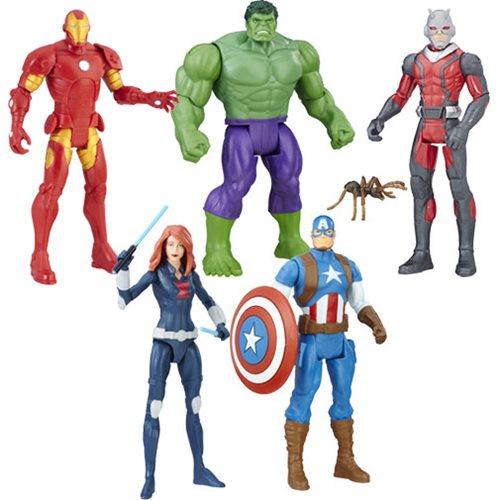 Avengers 6-Inch Action Figures Wave 3 Case
