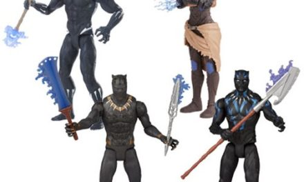 Black Panther 6-Inch Action Figures Wave 1 Case