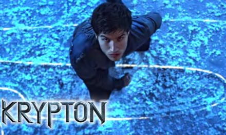 New Trailer for SyFy's KRYPTON Features Big Budget, Time Travel