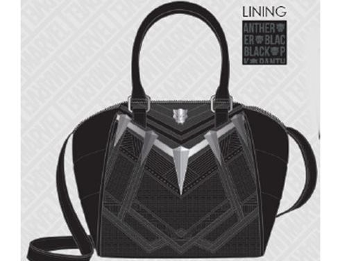Black Panther Purse