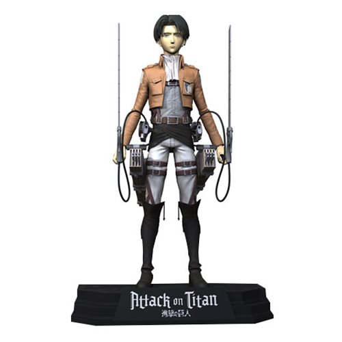 Attack on Titan Levi 7-Inch Action Figure