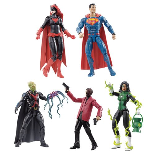 DC Comics Multiverse 6-Inch Action Figure Wave 8 Case – Free Shipping
