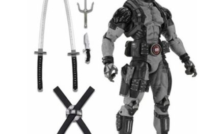 Marvel Classics X-Force Deadpool 1:4 Scale Action Figure – Free Shipping
