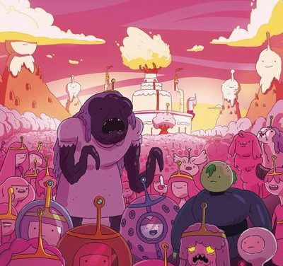 Adventure Time #72 (Subscription McCormick Variant)