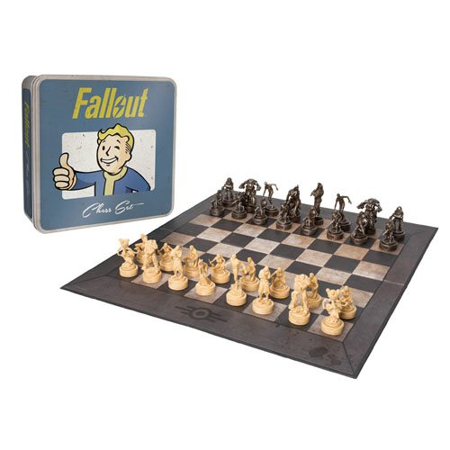 Fallout Chess Game