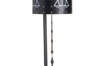 Harry Potter The Elder Wand Desk Lamp