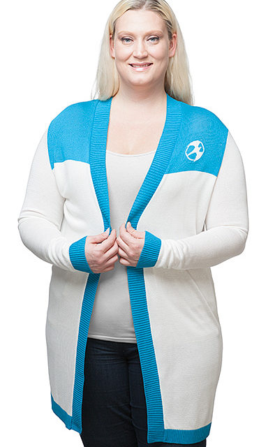 Valiant Faith Longline Cardigan