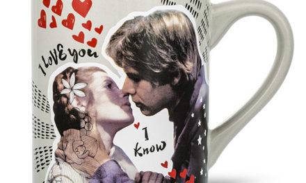 Star Wars I Love You / I Know 14oz. Ceramic Mug