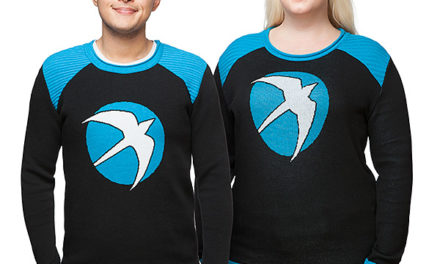Valiant Harbinger Unisex Sweater