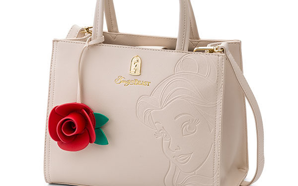 Disney Belle Debossed Faux Leather Purse