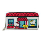 Hello Kitty House Ladies' Wallet