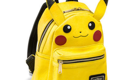 Pokémon Pikachu Faux Leather Mini Backpack