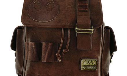 Star Wars: The Last Jedi Rey Ladies' Backpack