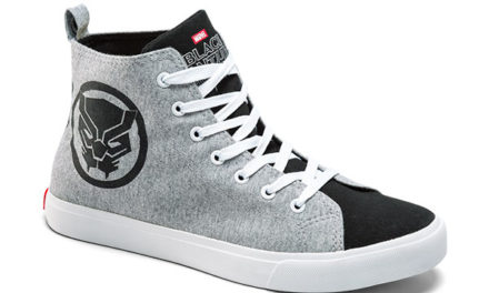 Black Panther High Top Sneaker