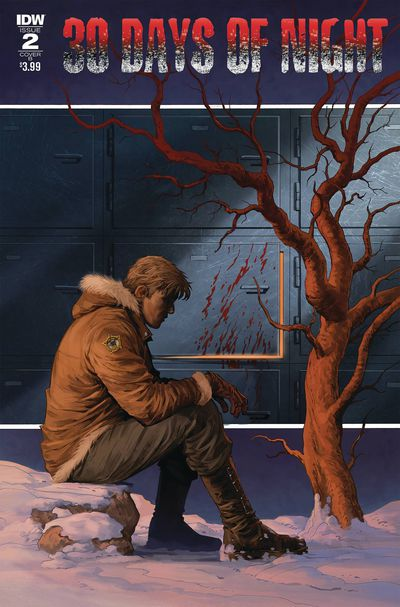 30 Days of Night #2 (of 6) (Cover B – Kowalski & Folny)
