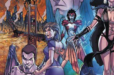 Aspen Universe Decimation #4 (Cover A)