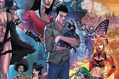 Aspen Universe Decimation #4 (Cover B)