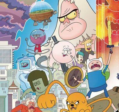 Adventure Time Regular Show #6