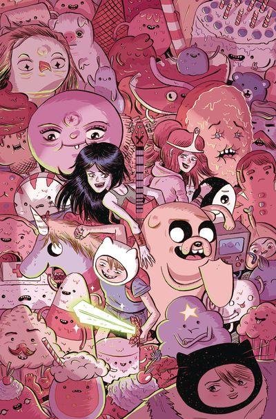 Adventure Time Comics #19
