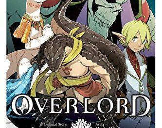 Overlord, Vol. 5 (manga) (Overlord Manga)